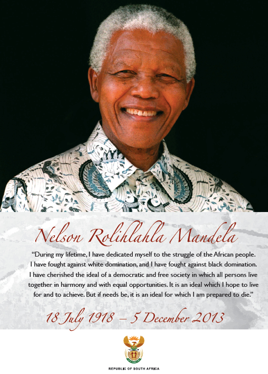 official mandela photo